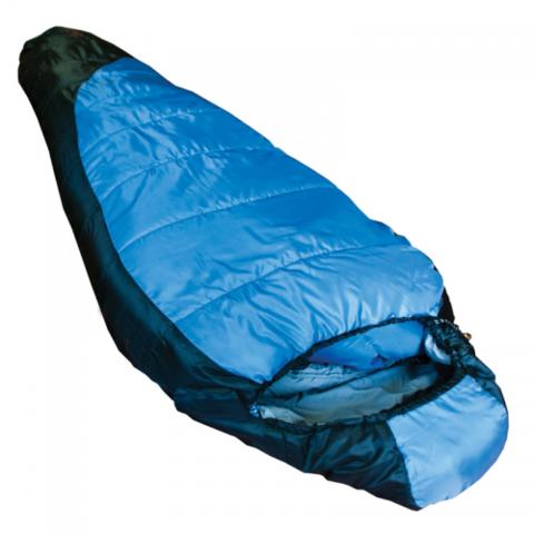 Летний спальный мешок Tramp Siberia 3000 (индиго/черный)