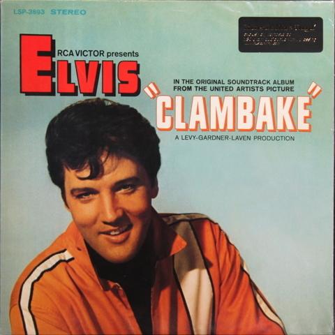 Elvis Presley / Clambake (LP)