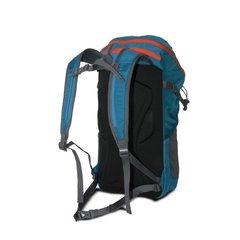 Туристический  Рюкзак Trimm Pulse 30, 30 л (голубой, синий, черный)