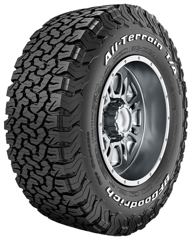 BF Goodrich All Terrain КО2 R15 31/10.5 109S