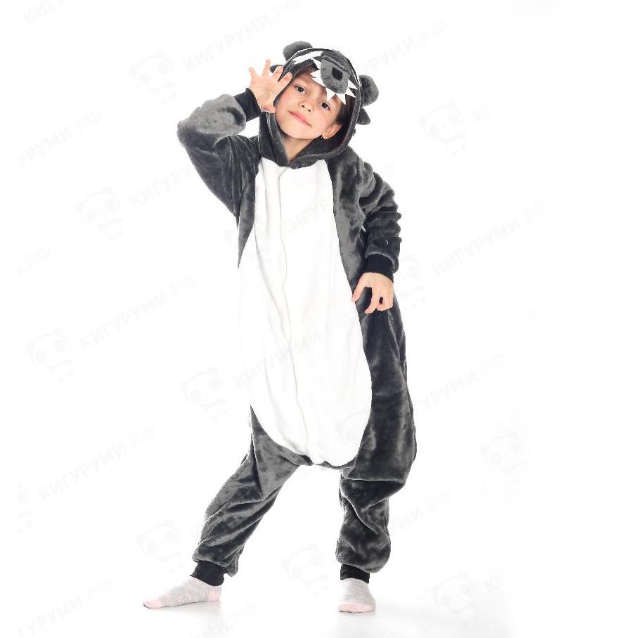 Пижамы для детей Волк детский 1a05f0874c261250343284e41132c505.jpg