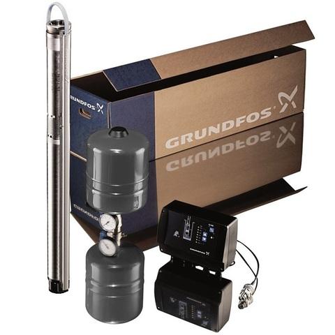 Grundfos SQE 2-55 КОМПЛЕКТ скважинный насос (96524505)