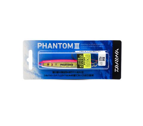 Пилькер Daiwa Phantom III 28 г. / Ch Red/Gold (04823258)