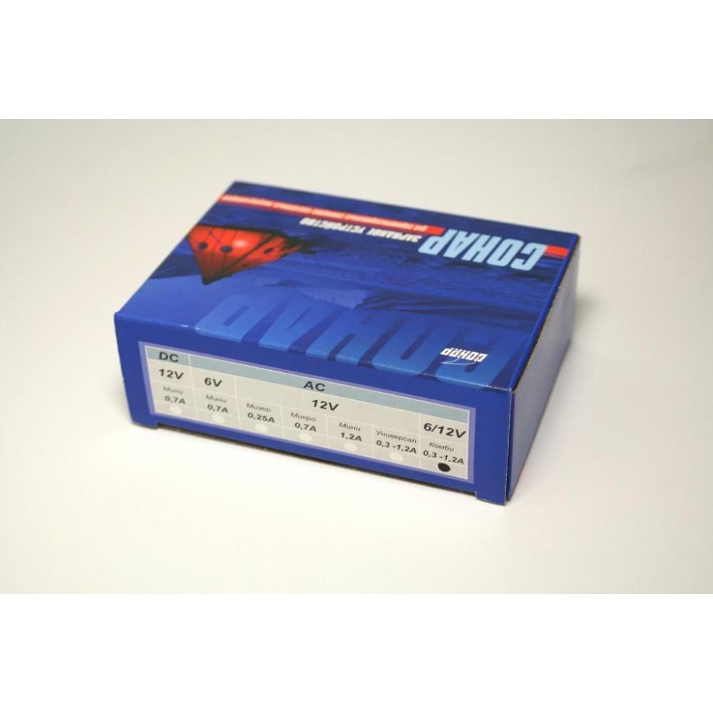 Зарядное устройство СОНАР-КОМБИ УЗ 205.09