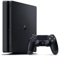 Игровая консоль Sony PlayStation 4 Black Slim 1Tб (CUH-2208B)