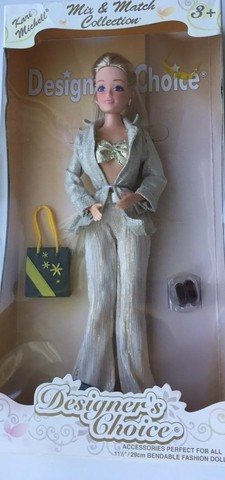 Барби Выбор дизайнера Летняя коллекция