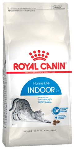 Корм для кошек Royal Canin (4 кг) Indoor 27