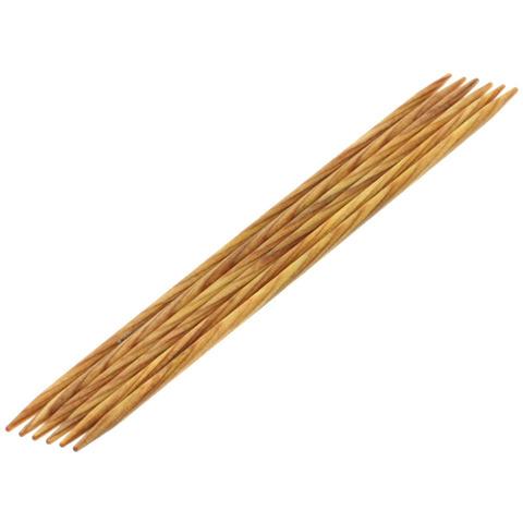 Lana Grossa чулочные спицы Design-wood Signal 15 см