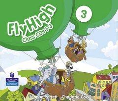 Fly High 3 Class CDs (3)  !!