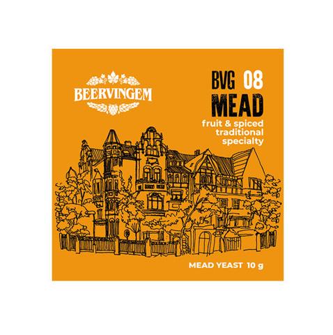 Дрожжи Beervingem Mead BVG-08, 10 г