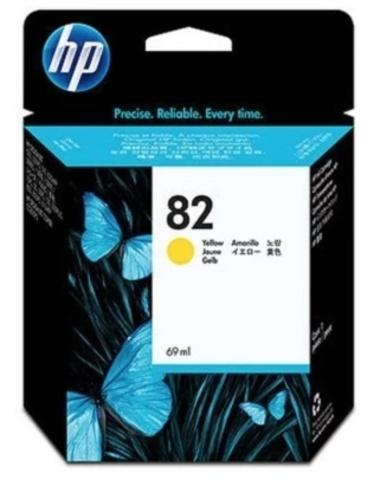 Картридж HP C4913A желтый