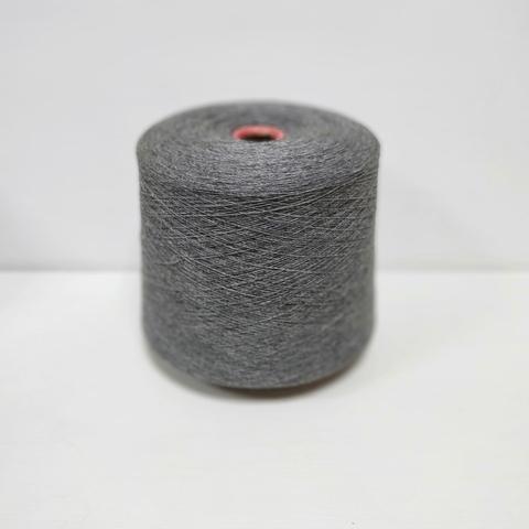 Lambswool, Шерсть ягненка 100%, Темно-серый меланж, 1/16, 1600 м в 100 г