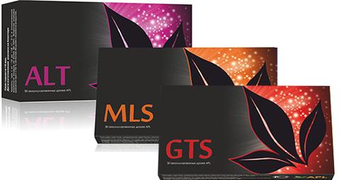 APL. Стартовый набор аккумулированных драже APLGO. ALT+MLS+GTS повышения работоспособности и для очищения организма