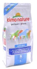 Сухой корм Almo Nature Holistic - Small Adult White Fish and Rice