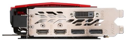 Видеокарта MSI GTX 1080 TI Gaming X 11G