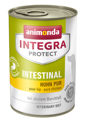 Animonda Integra Protect Dog (банка) Intestinal pure Chicken