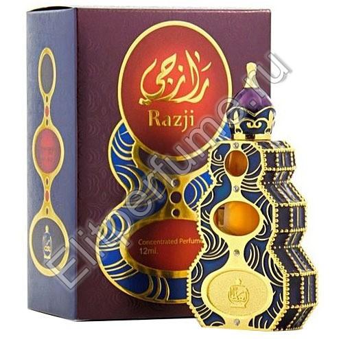 Razji  Pаджи  12 мл арабские масляные духи от Афнан Парфюм Afnan Perfumes