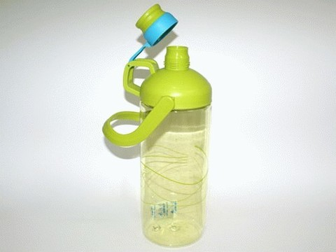 Бутылочка для воды. Материал: пластмасса. Объём 2000 мл :(S-8862):