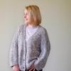 Набор для вязания кардигана DREAMS (автор Лена Родина)