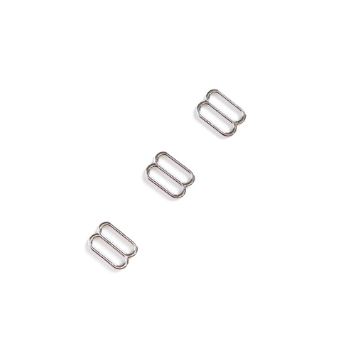 Регулятор для бретели никель 15 мм