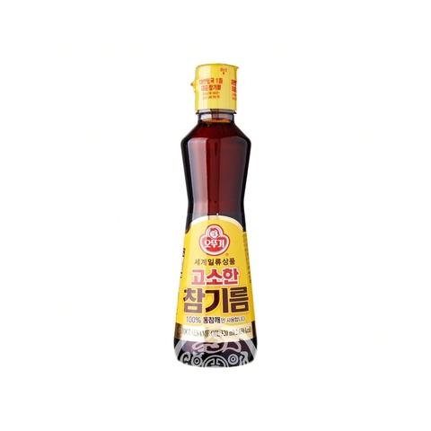 Масло OTTOGI кунжутное нерафинированное 320мл Ottogi Корея