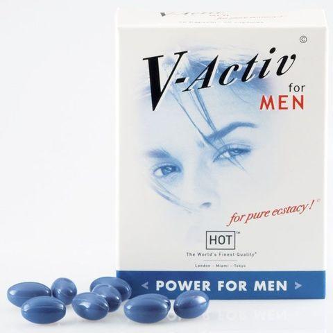 БАД для мужчин V-Active - 20 капсул (622 мг.)