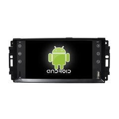 Магнитола для Jeep/Dodge/Chrysler Android 10 4/64GB IPS DSP 4G модель KR-7145-S10