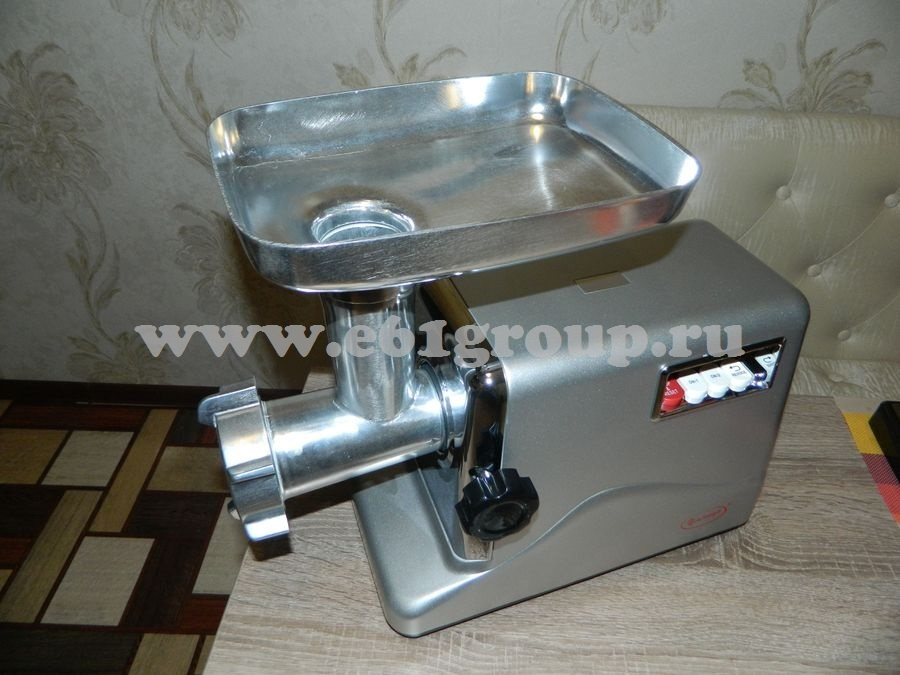 4 Мясорубка электрическая Комфорт Умница МЭ-3000Вт серебристая отзывы