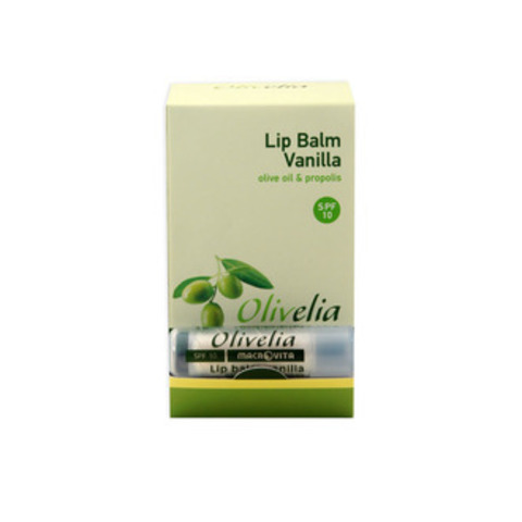Бальзам для губ Vanilla SPF 10