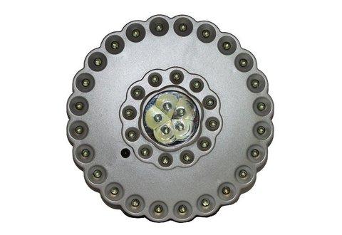 Фонарь кемпинговый круглый GL36+5 (ФКрг41) 41 LED