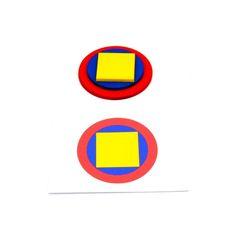 Набор геометрических фигур Нейромаг 053