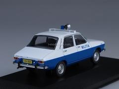 Dacia 1300 Militia Romanian Police 1970 IST183 IST Models 1:43