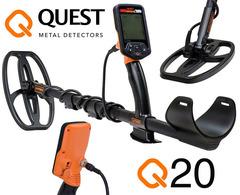 Металлоискатель Quest Q20