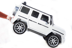 Электромобиль Mercedes-Benz  G63 4х4 mini (V8)