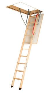 Лестница чердачная складная LWK Plus FAKRO