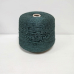 Sesia, Cable 5, Хлопок 100%, Хвойный зеленый, 430 м в 100 г