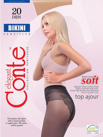 Женские колготки Bikini 20 Conte