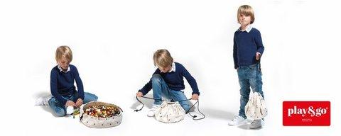 Коврик-мешок для игрушек Play&Go. Коллекция Mini. Вишенка