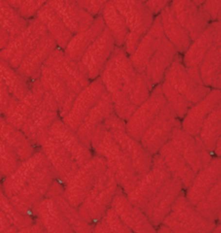 Пряжа ALIZE PUFFY №56 красный