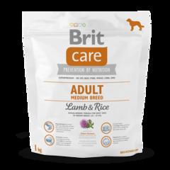 Brit Care Adult Medium Breed Сухой корм для собак средних пород Ягненок и Рис