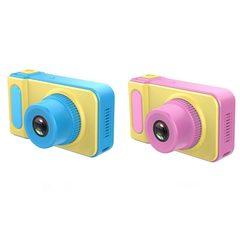 детский цифровой фотоаппарат summer vacation розовый