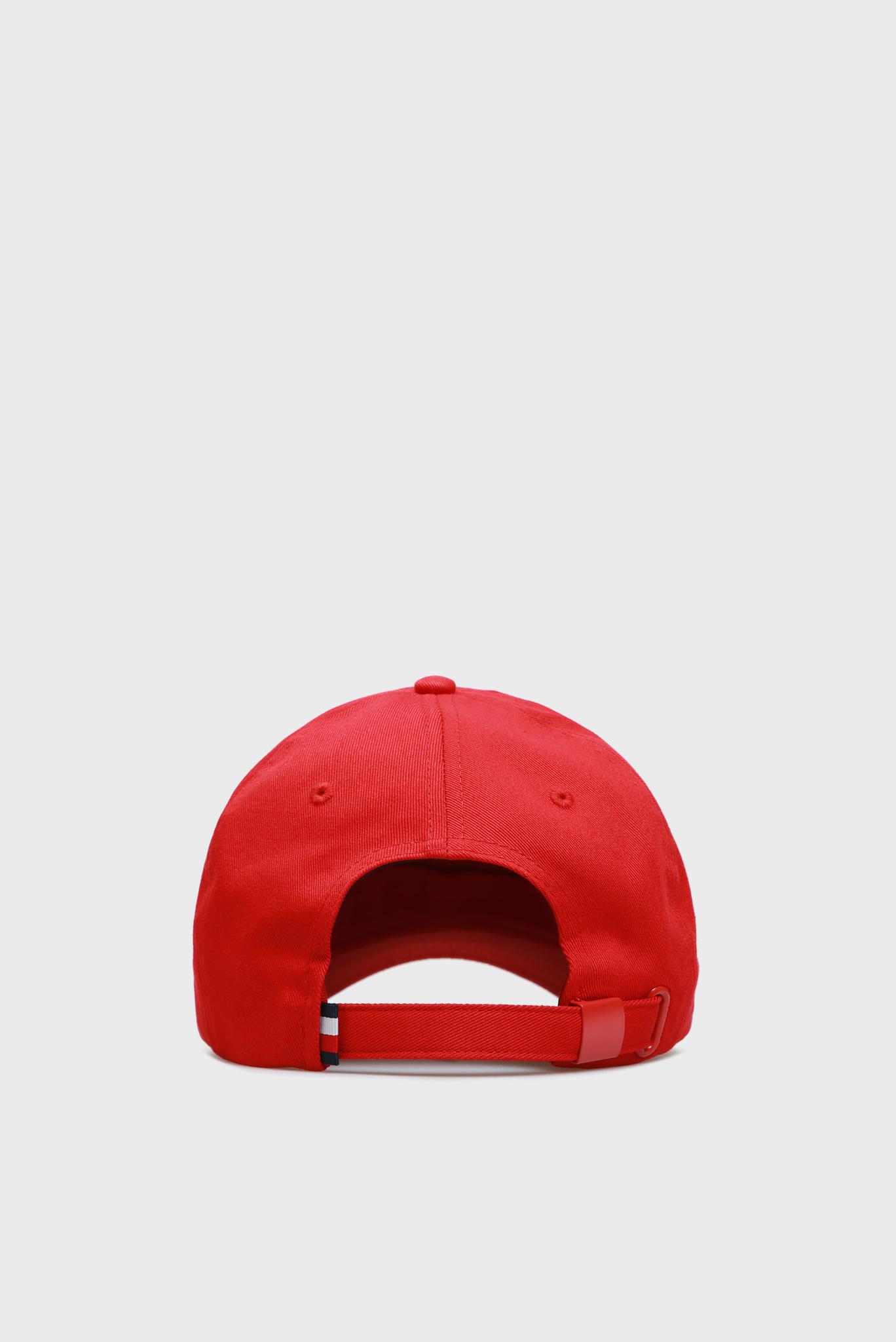Мужская красная кепка BIG FLAG Tommy Hilfiger