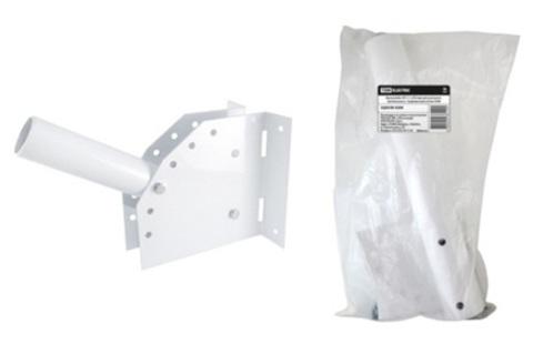 Кронштейн КР-3.1 (I-250 мм, d-38 мм) для уличного светильника с переменным углом TDM