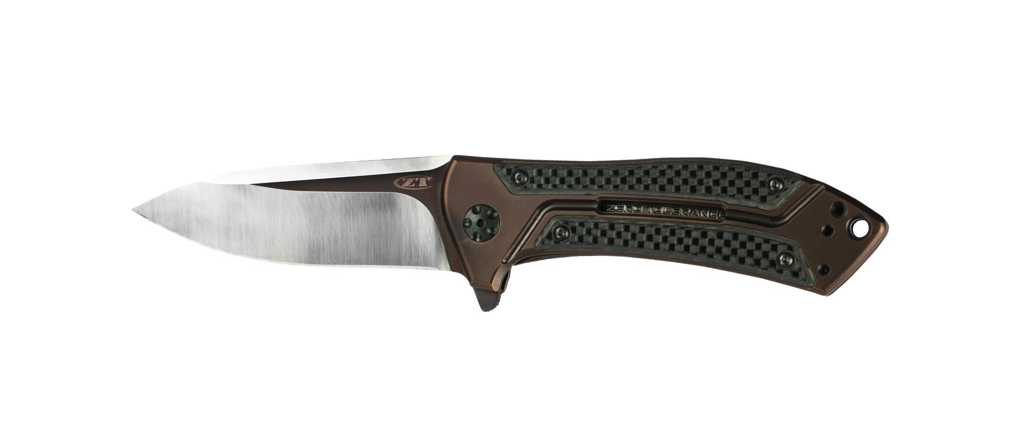 Нож Zero Tolerance модель 0801CF Rexford