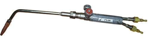 Горелка сварочная ацетилен Г3-06 А ТУ304-20-14-91