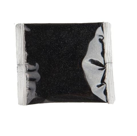 Блёстки в пакетике 20 г, цвет: чёрный