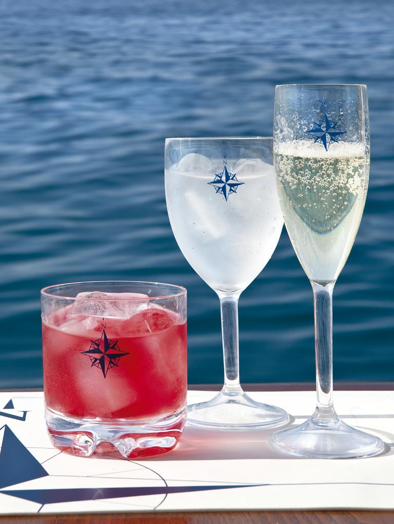 CHAMPAGNE GLASS, NORTHWIND
