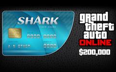 Grand Theft Auto Online : Tiger Shark Cash Card (для ПК, цифровой ключ)