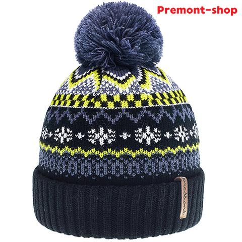 Зимняя шапка Premont WP82924 Grey для мальчиков