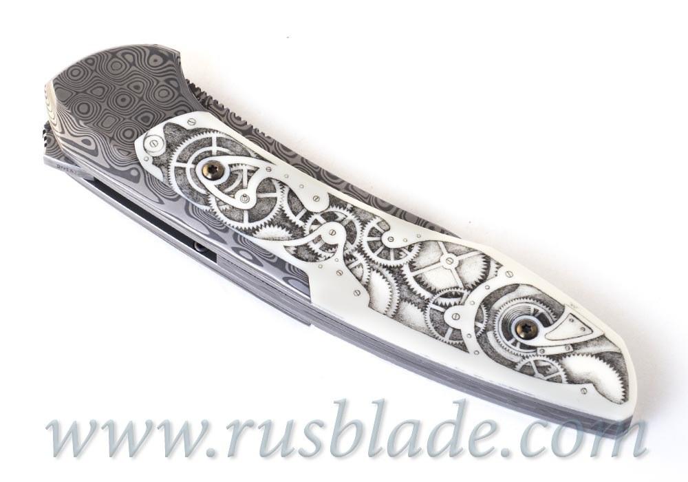 Cheburkov Russkiy Scrimshaw FULL CUSTOM - фотография